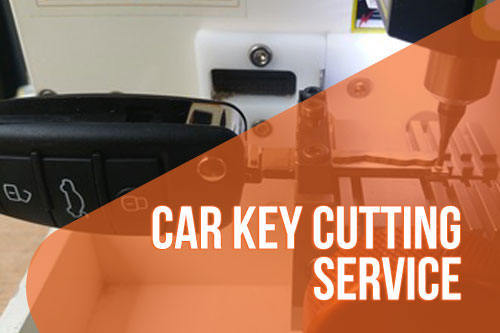 Car key cutting service